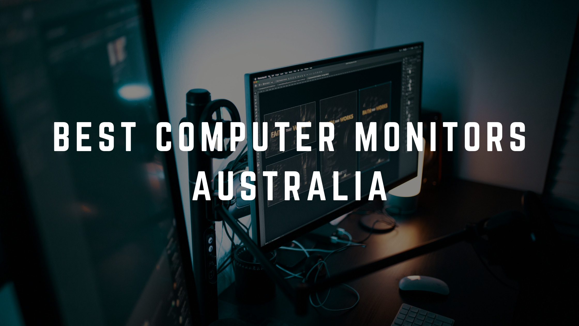 best computer monitors australia