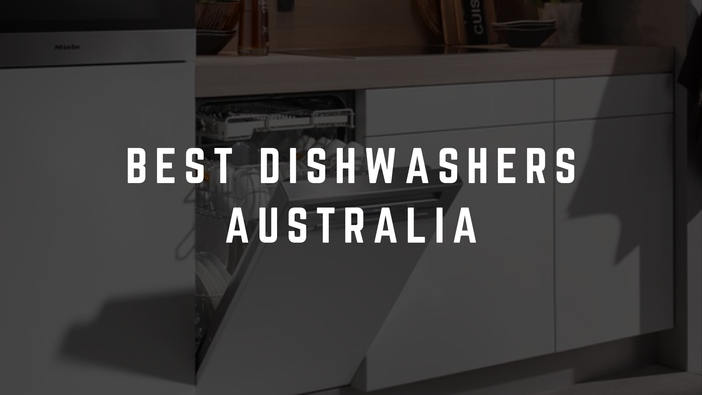 best dishwashers australia