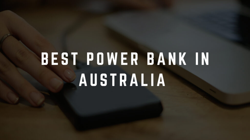 best power bank australia