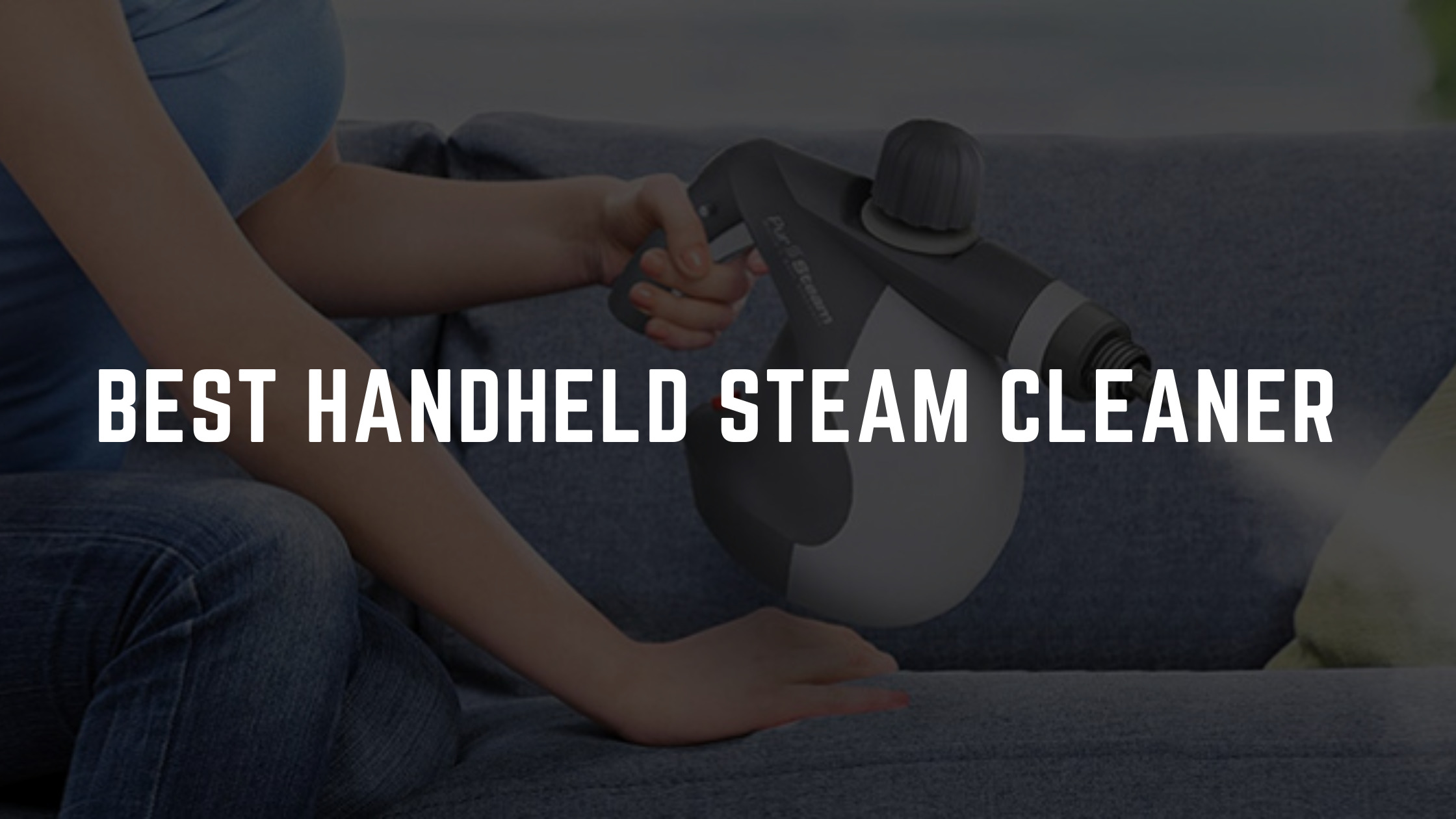 Best Handheld Steam Cleaner Picks