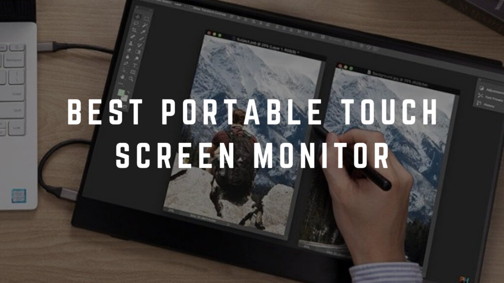 Best Portable touch screen monitor