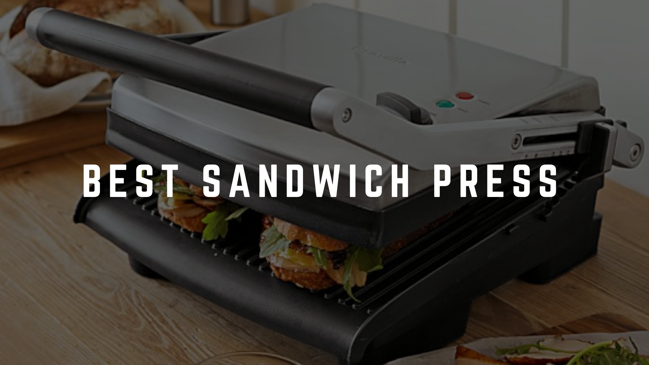 best sandwich press