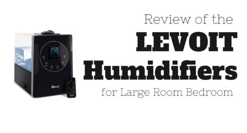 LEVOIT LV600HH Humidifier Review